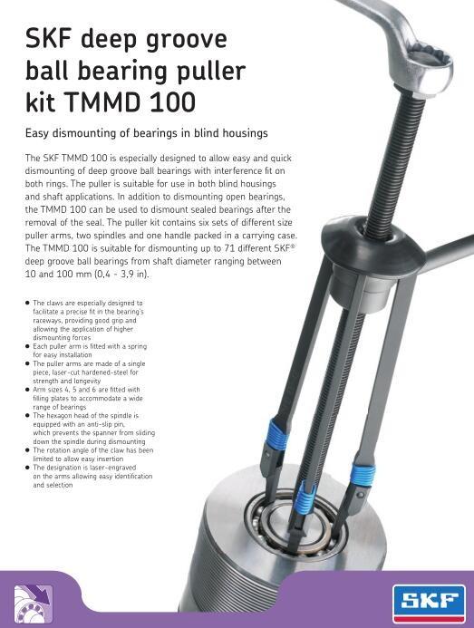 14 Pc Heavy Duty Bearing Separator Gear Puller Set Fly Wheel Separator Kit