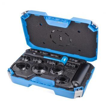 17pc Slide Hammer Axle Bearing Dent Hub Internal External Gear Puller Tool