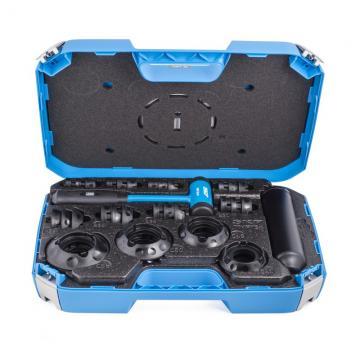 19pcs Master Set Front Wheel Drive Bearing Removal Install Service Tool Kit USA
