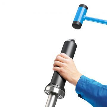Rotunda Ford Dana 80 Axle Bearing Cup Remover Tool Set