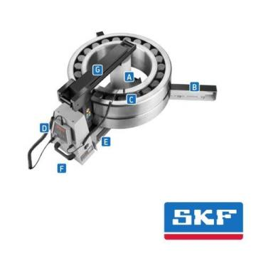 SKF TIH 010 Bearing Induction Heater 110V 15A 50/60 Hz. With Accessories