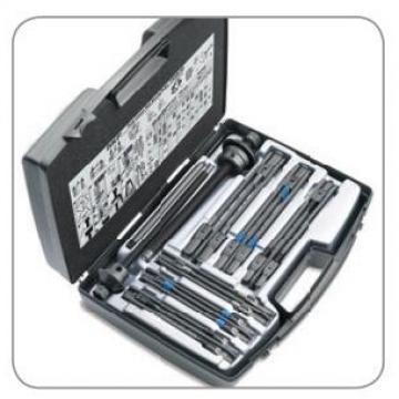 Durable 16PC Axle Slide Hammer Dent Panel Bearing Puller Set Garage Tool V5