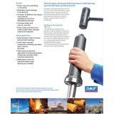 23PC Front Wheel Drive Bearing Removal Service Tool Kit Master Set Universal K1